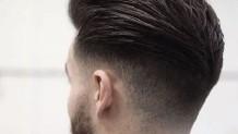 Erkeklerin Tercihi Fade Saç Kesimi